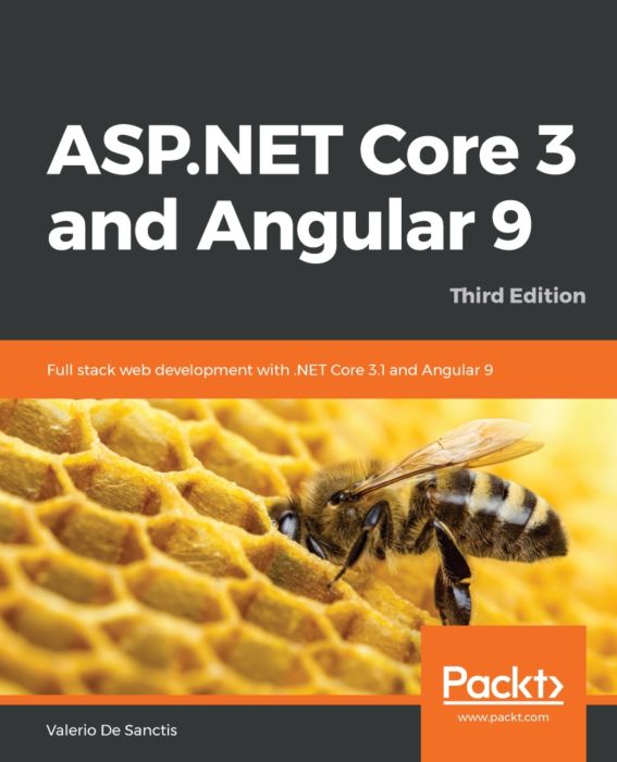 Review cuốn sách ASP.NET Core 3 và Angular 9 - Third Edition